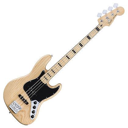 Fender Deluxe Active Jazz Bass, Natural
