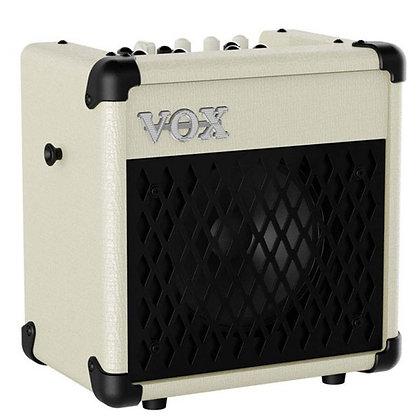 Vox MINI5 Rhythm Ivory - 5W Mini Amp