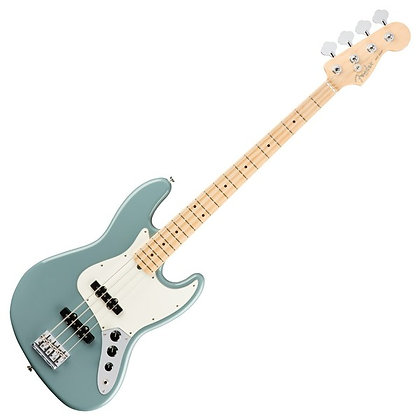 Fender American Professional Jazz Bass MN, Sonic Grey