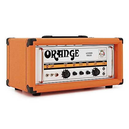 Orange AD200B MKIII - 200W Tube Bass Head