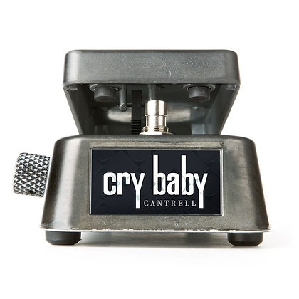 Jim Dunlop Jerry Cantrell Cry Baby Wah, Distressed Black