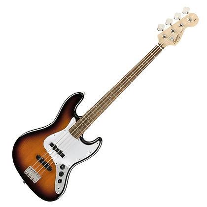 Fender Squier Affinity Jazz Bass, Brown Sunburst