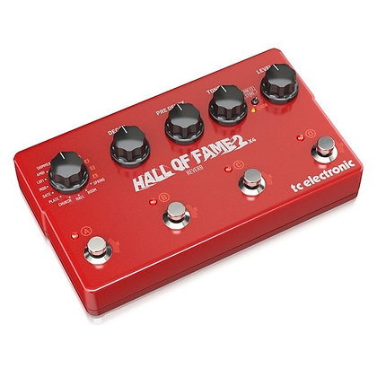 TC Electronic Hall of Fame2 X4 Reverb