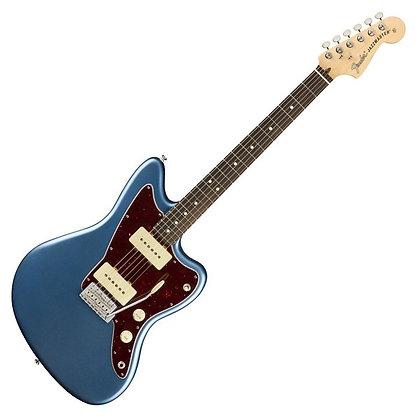 Fender American Performer Jazzmaster, Satin Lake Placid Blue