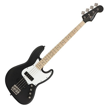 Fender Squier Contemporary Active Jazz Bass MN, Flat Black