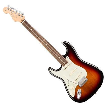Fender American Professional Stratocaster Left Handed RW, 3-Tone Sunburst