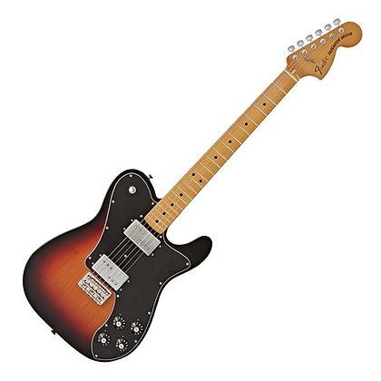 Fender Vintera '70s Telecaster Deluxe MN, 3-Tone Sunburst