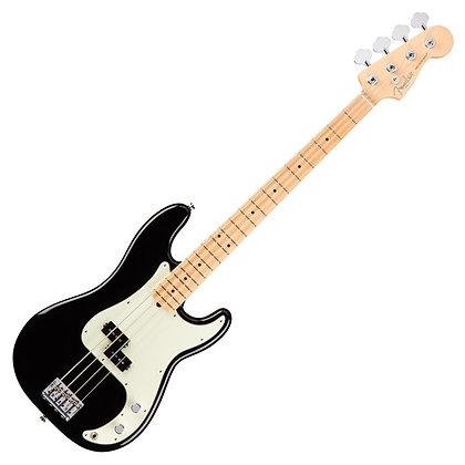 Fender American Professional Precision Bass MN, Black
