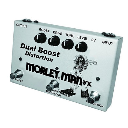 Morley Dual Boost Distortion