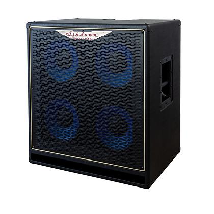 "Ashdown ABM-410H EVO IV - 4x10"" Bass Speaker Cab"