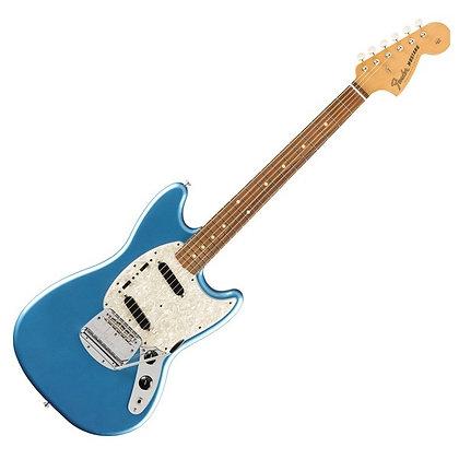 Fender Vintera '60s Mustang PF, Lake Placid Blue