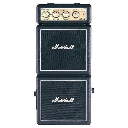 Marshall MS-4 Micro Stack, Black