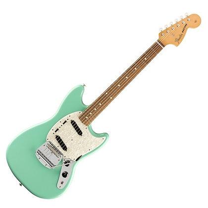 Fender Vintera '60s Mustang PF, Sea Foam Green