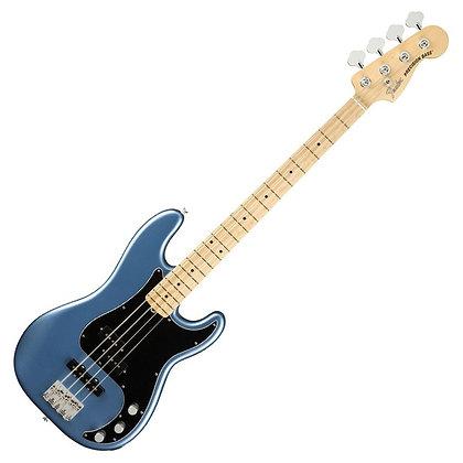 Fender American Performer Precision Bass MN, Satin Lake Placid Blue