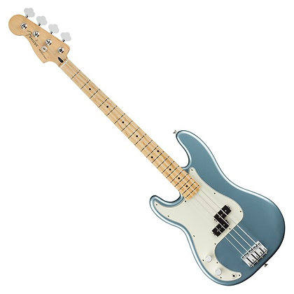 Fender Player Precision Bass MN Left Handed, Tidepool