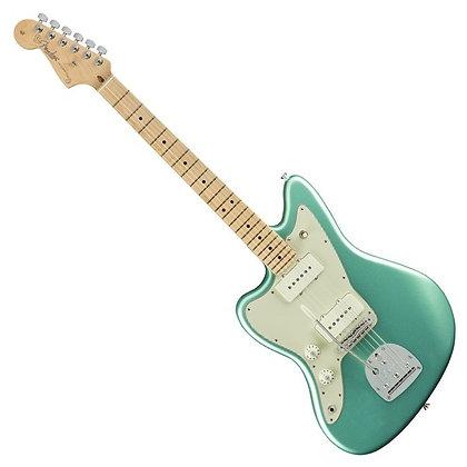 Fender American Professional Jazzmaster MN Left Handed, Mystic Seafoam