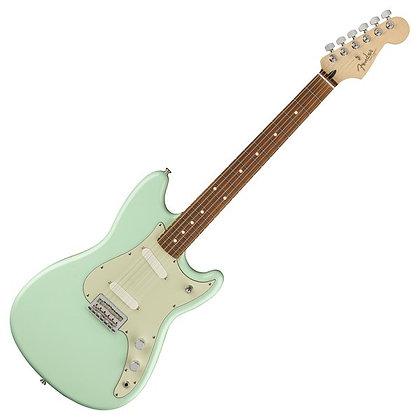 Fender Duo-Sonic PF, Surf Green