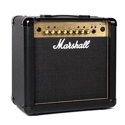 Marshall MG15GFX - 15W Combo Amp