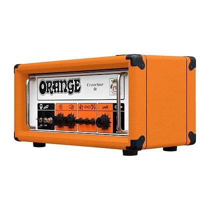 Orange Custom Shop 50 - 50W Tube Amp Head