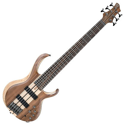 Ibanez BTB746 6-String, Natural Low Gloss