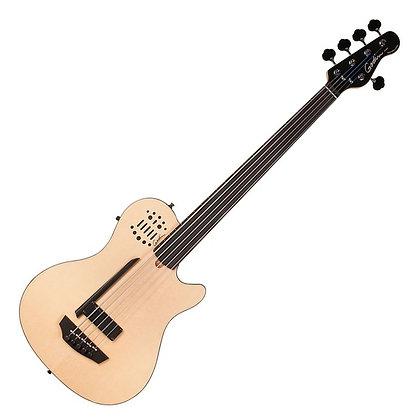 Godin A5 Ultra Fretless 5-String