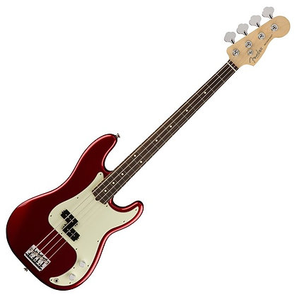 Fender American Professional Precision Bass RW, Candy Apple Red