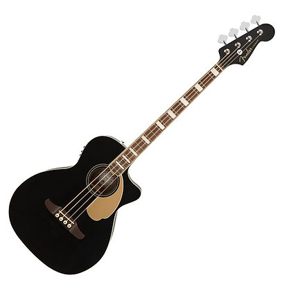 Fender Kingman V2 WN, Jetty Black