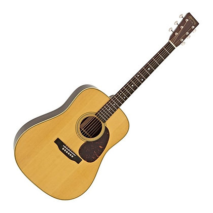 Martin D28 Re-Imagined, Natural