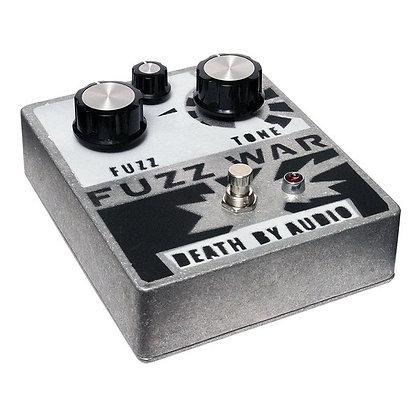Death By Audio Fuzz War Distortion