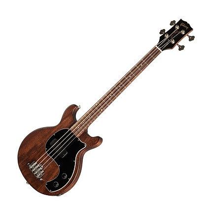 Gibson Les Paul Junior Tribute DC Bass, Worn Brown