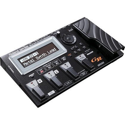 Roland GR55GK Guitar Synthesizer with Pickup
