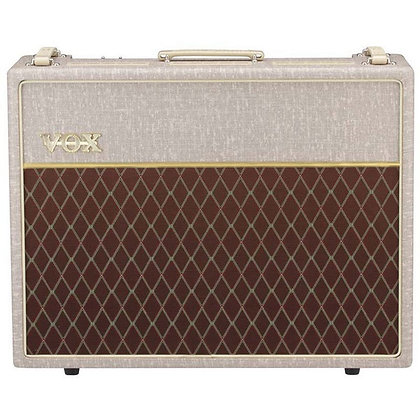 """Vox AC30HW2 Hand-Wired 2x12"""" 30W Tube Combo Amp"""