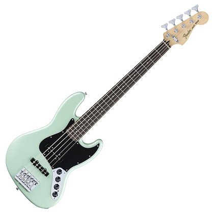 Fender Deluxe Active Jazz Bass V PF, Surf Pearl