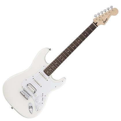 Fender Squier Bullet Stratocaster HSS Hard Tail, Arctic White