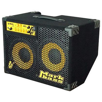 """Markbass Marcus Miller CMD 102 - 2x10"""" 500W Bass Combo Amp"""