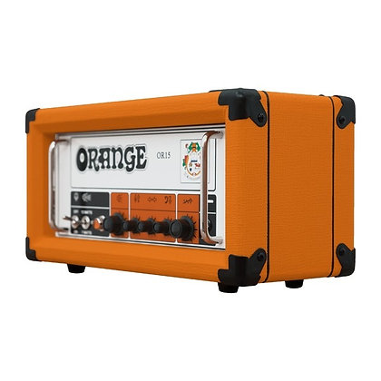 Orange OR15H - 15W Tube Amp Head