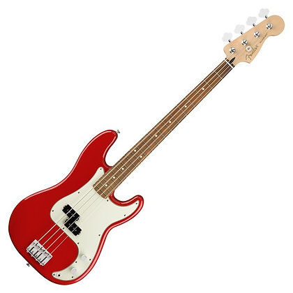 Fender Player Precision Bass PF, Sonic Red