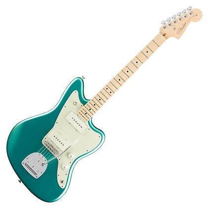 Fender American Professional Jazzmaster MN, Mystic Seafoam