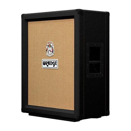 """Orange PPC212V Black - 2x12"""" Vertical Speaker Cab"""