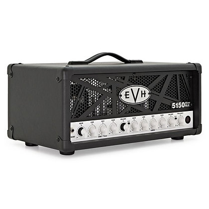 EVH 5150 III 6L6 Black- 50W Tube Amp Head