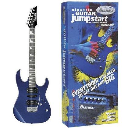 Ibanez IJRG200E Jumpstart Pack, Blue
