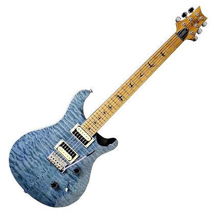 PRS SE Custom 24 Roasted MN, Whale Blue