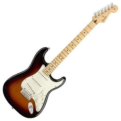 Fender Player Stratocaster MN, 3-Tone Sunburst