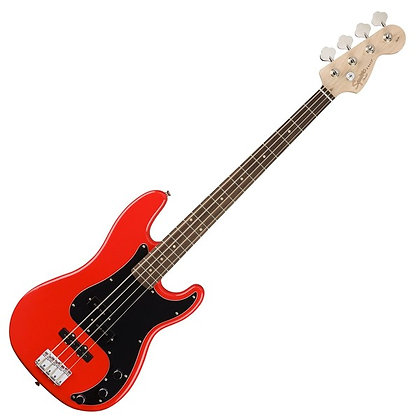 Fender Squier Affinity Precision PJ Bass, Race Red