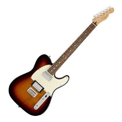 Fender Player Telecaster HH PF, 3-Color Sunburst