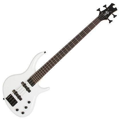 Epiphone Toby Standard IV Bass, Alpine White