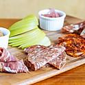 Cured Meat Charcuterie Board