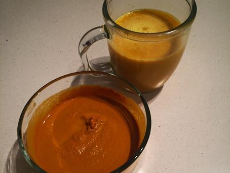 Turmeric & Golden Milk