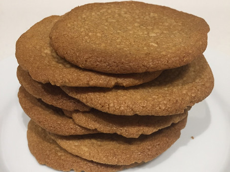 Ginger Biscuits, mmm