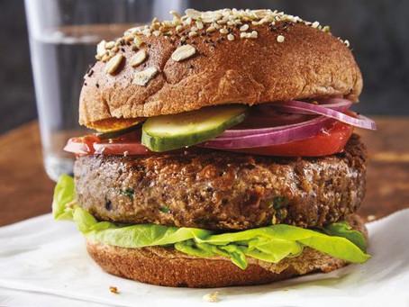 Finally...a decent veggie burger!
